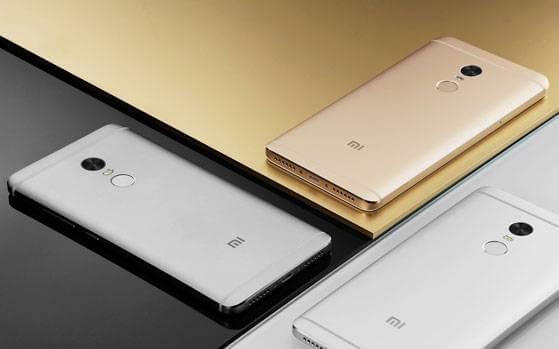 Xiaomi Redmi Note 4 pro 3Gb/32Gb (Золотой)